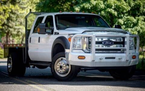 2012 Ford F-550 Super Duty for sale at MS Motors in Portland OR