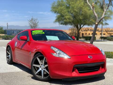 2009 Nissan 370Z for sale at Esquivel Auto Depot in Rialto CA