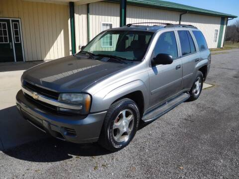2007 Chevrolet TrailBlazer for sale at WESTERN RESERVE AUTO SALES in Beloit OH