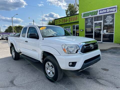2015 Toyota Tacoma for sale at Empire Auto Group in Indianapolis IN