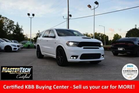 2018 Dodge Durango for sale at Strawberry Road Auto Sales in Pasadena TX
