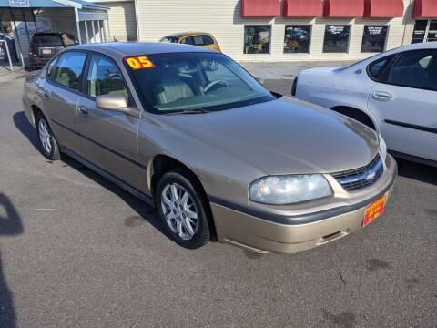 2005 Chevrolet Impala for sale at Progressive Auto Sales in Twin Falls ID