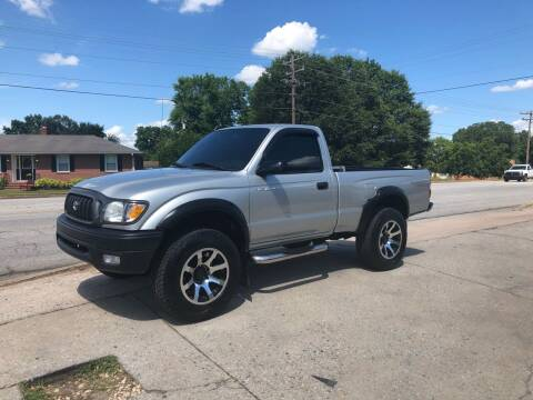 2003 Toyota Tacoma for sale at E Motors LLC in Anderson SC
