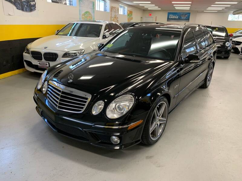 2007 Mercedes-Benz E-Class for sale at Newton Automotive and Sales in Newton MA