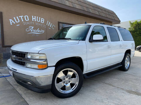 2006 Chevrolet Suburban for sale at Auto Hub, Inc. in Anaheim CA
