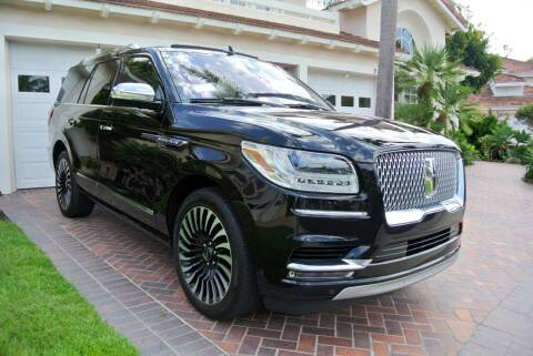 2018 Lincoln Navigator for sale at Newport Motor Cars llc in Costa Mesa CA