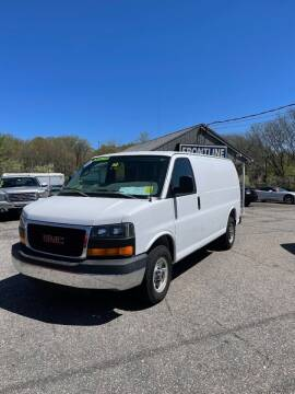 2005 GMC Savana Cargo for sale at Frontline Motors Inc in Chicopee MA