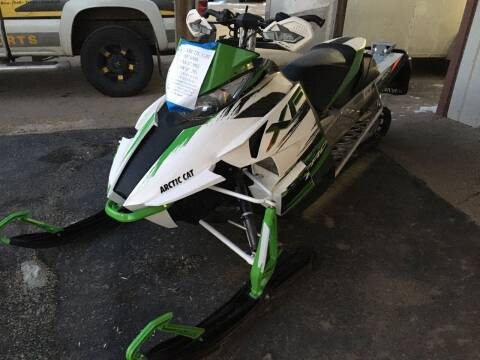 2015 Arctic Cat ZR6000 for sale at Lakeside Auto & Sports in Garrison ND