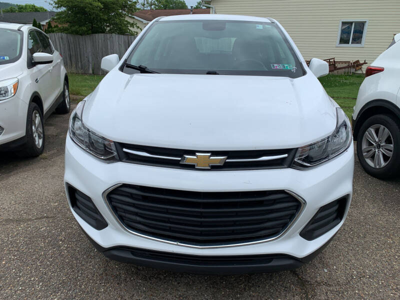 2017 Chevrolet Trax for sale at MYERS PRE OWNED AUTOS & POWERSPORTS in Paden City WV