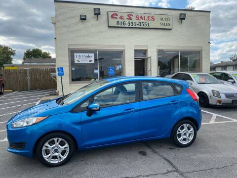2014 Ford Fiesta for sale at C & S SALES in Belton MO