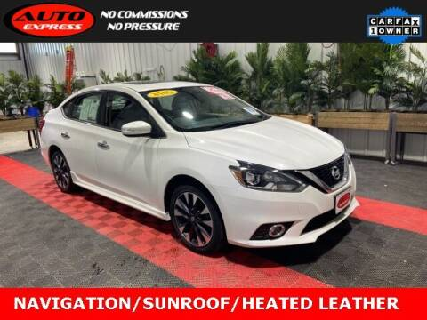 2016 Nissan Sentra for sale at Auto Express in Lafayette IN
