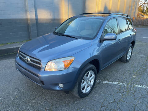 2007 Toyota RAV4 for sale at APX Auto Brokers in Lynnwood WA