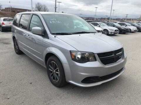 2017 Dodge Grand Caravan for sale at Mann Chrysler Dodge Jeep of Richmond in Richmond KY