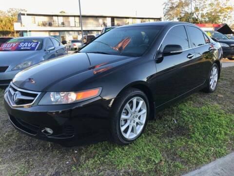 2006 Acura TSX for sale at Mendz Auto in Orlando FL