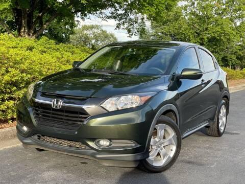 2016 Honda HR-V for sale at William D Auto Sales in Norcross GA