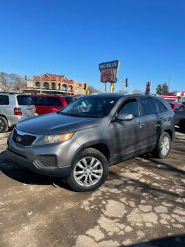 2011 Kia Sorento for sale at Big Bills in Milwaukee WI