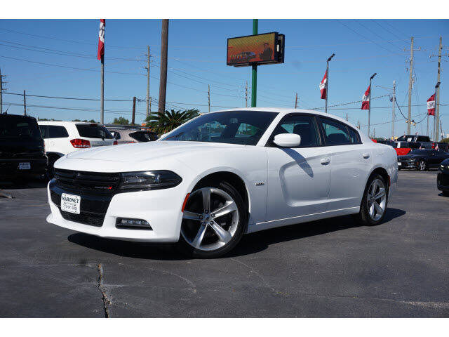 2018 Dodge Charger for sale at Maroney Auto Sales in Humble TX