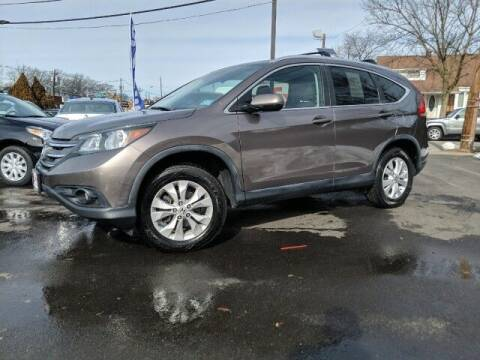 2014 Honda CR-V for sale at Payless Car Sales of Linden in Linden NJ