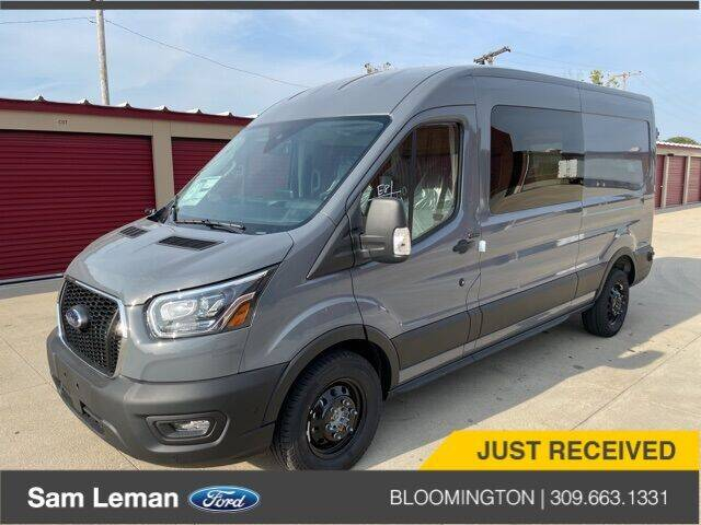 2021 Ford Transit Crew for sale in Bloomington, IL
