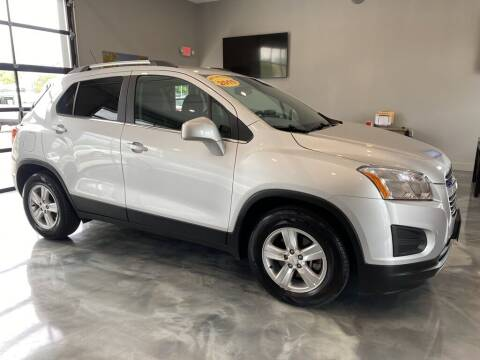 2015 Chevrolet Trax for sale at Crossroads Car & Truck in Milford OH