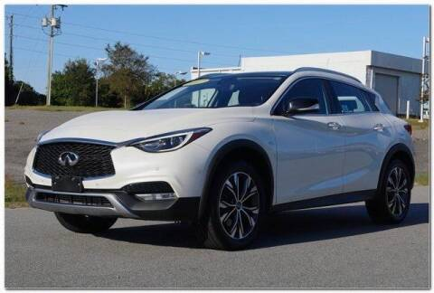 2017 Infiniti QX30 for sale at WHITE MOTORS INC in Roanoke Rapids NC