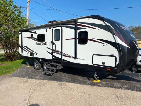 2016 NORTH TRAIL 22FBS for sale at AutoSmart in Oswego IL