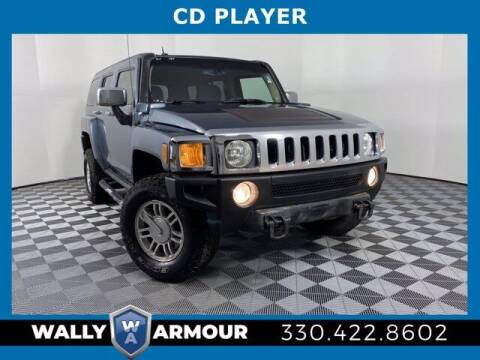 2007 HUMMER H3 for sale at Wally Armour Chrysler Dodge Jeep Ram in Alliance OH
