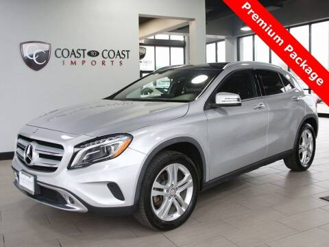 2017 Mercedes-Benz GLA for sale at Coast to Coast Imports in Fishers IN