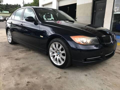 2008 BMW 3 Series for sale at ATLANTA AUTO WAY in Duluth GA