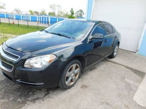 2011 Chevrolet Malibu for sale at Safeway Auto Sales in Indianapolis IN