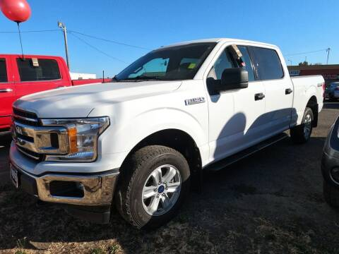2018 Ford F-150 for sale at Kiefer Nissan Budget Lot in Albany OR