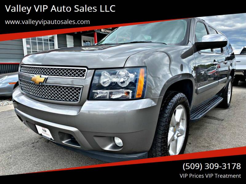 2007 Chevrolet Suburban for sale at Valley VIP Auto Sales LLC in Spokane Valley WA
