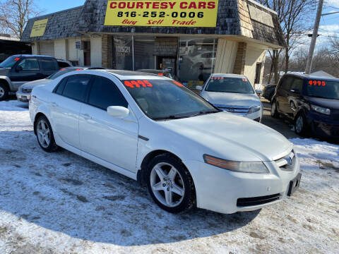 2006 Acura TL for sale at Courtesy Cars in Independence MO