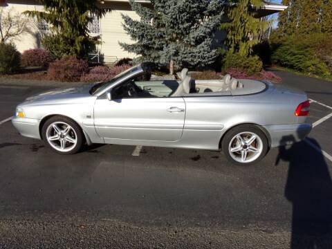 2002 Volvo C70 for sale at Signature Auto Sales in Bremerton WA