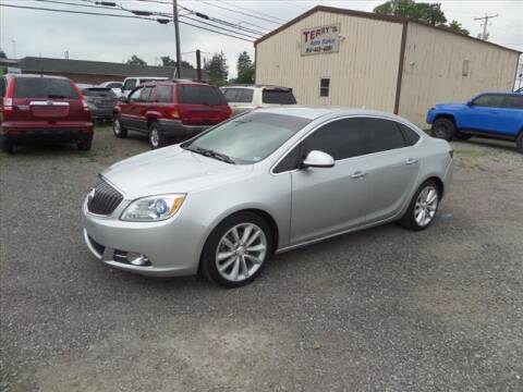 2012 Buick Verano for sale at Terrys Auto Sales in Somerset PA