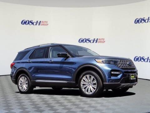2020 Ford Explorer Hybrid for sale at BILLY D SELLS CARS! in Temecula CA