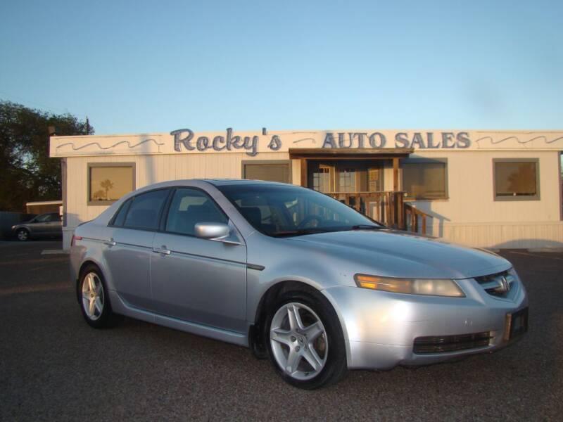 2004 Acura TL for sale at Rocky's Auto Sales in Corpus Christi TX