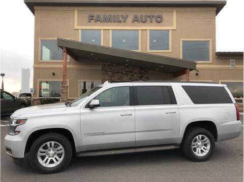 2018 Chevrolet Suburban for sale at Moses Lake Family Auto Center in Moses Lake WA