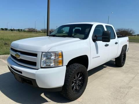 2011 Chevrolet Silverado 1500 for sale at GTC Motors in San Antonio TX
