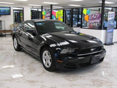 2013 Ford Mustang for sale at Dealer One Auto Credit in Oklahoma City OK