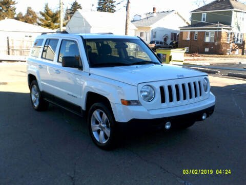 2012 Jeep Patriot for sale at Fred Elias Auto Sales in Center Line MI