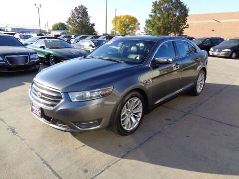 2015 Ford Taurus for sale at America Auto Inc in South Sioux City NE