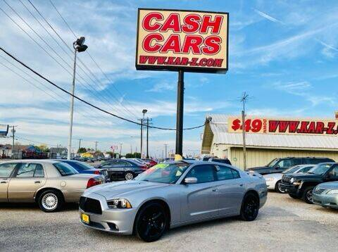 2013 Dodge Charger for sale at www.CashKarz.com in Dallas TX
