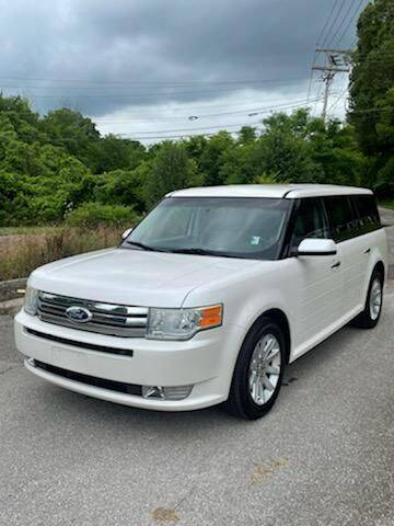 2012 Ford Flex for sale at Dependable Motors in Lenoir City TN
