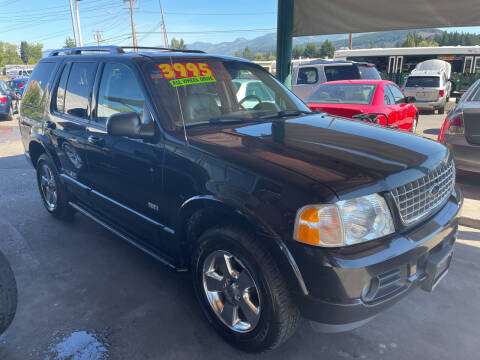 2003 Ford Explorer for sale at Low Auto Sales in Sedro Woolley WA