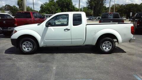 2016 Nissan Frontier for sale at Denny's Auto Sales in Fort Myers FL