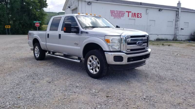 2012 Ford F-250 Super Duty for sale at Tennessee Valley Wholesale Autos LLC in Huntsville AL