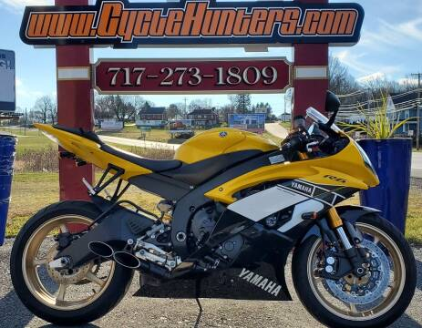 2016 Yamaha YZF-R6 for sale at Haldeman Auto in Lebanon PA