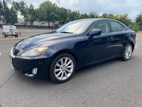 2006 Lexus IS 250 for sale at Bluesky Auto in Bound Brook NJ