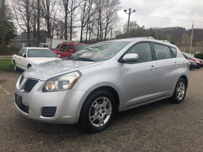 2009 Pontiac Vibe for sale at Used Cars 4 You in Serving NY